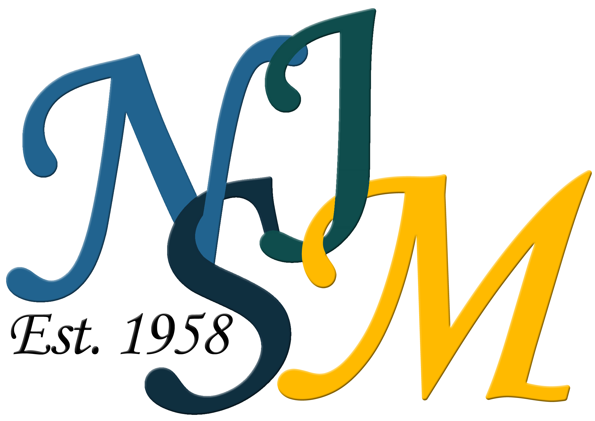 New Jersey School of Music Logo